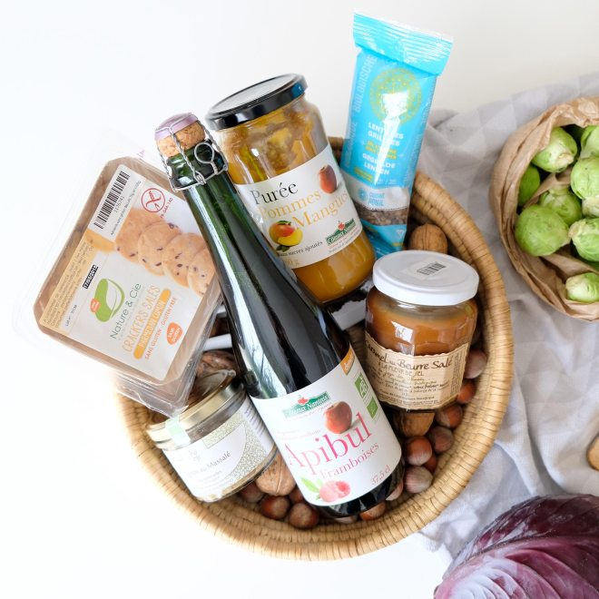 Kerbio : panier de légumes bio à Nantes