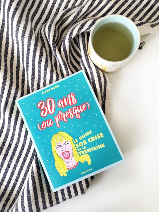 Le livre 30 ans (ou presque) de la nantaise Claire Faurie