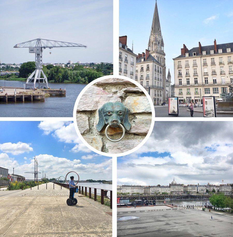 Balades à Nantes