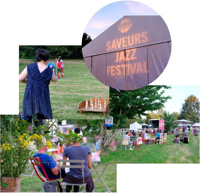 Saveurs jazz festival 2018
