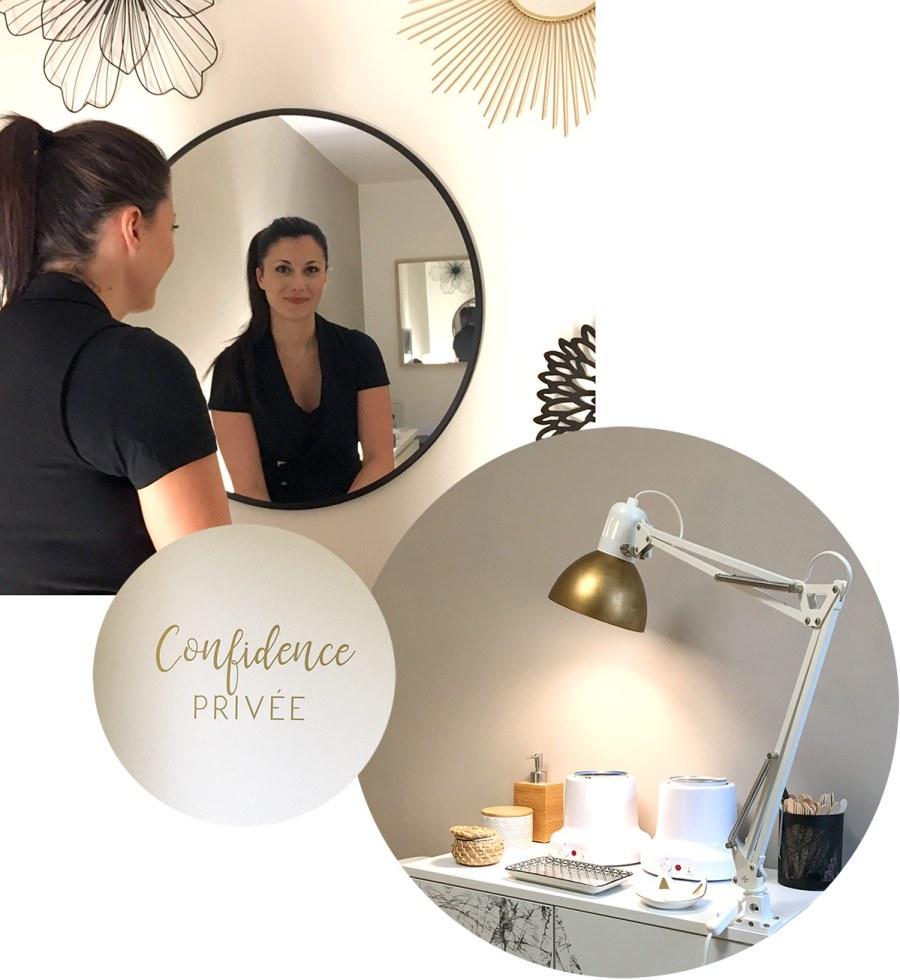 Confidence privée, institut de beauté à Nantes