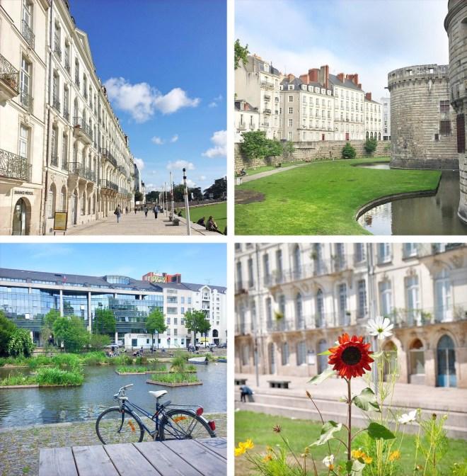 Balades à Nantes pour découvrir la ville
