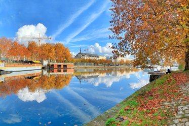 Balade en automne à Nantes pour profiter des belles couleurs