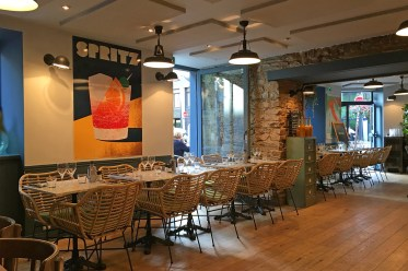 Paola, restaurant italien authentique à Nantes