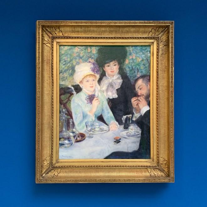 Exposition Le Scandale impressionniste au musée d'arts de Nantes