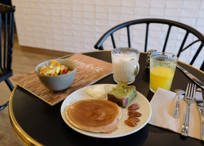 Le brunch gourmand de Kinfolk, coffee shop trendy à Nantes