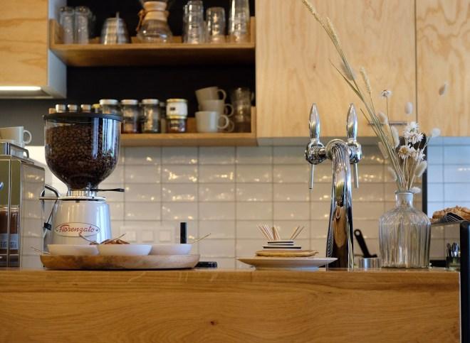 Kinfolk coffee shop trendy à Nantes