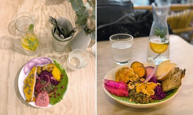 Mint, restaurant végétarien à Nantes