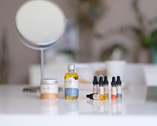 cosmétiques pour hommes Barbe N Blues, fabriquées artisanalement à Nantes