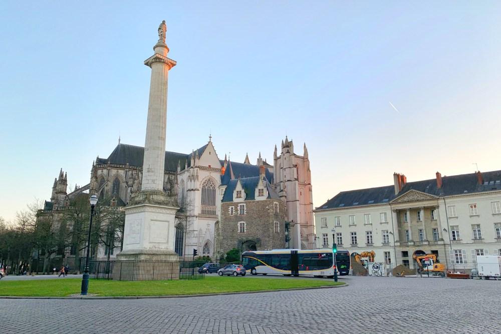 Balades et lieux touristiques à Nantes
