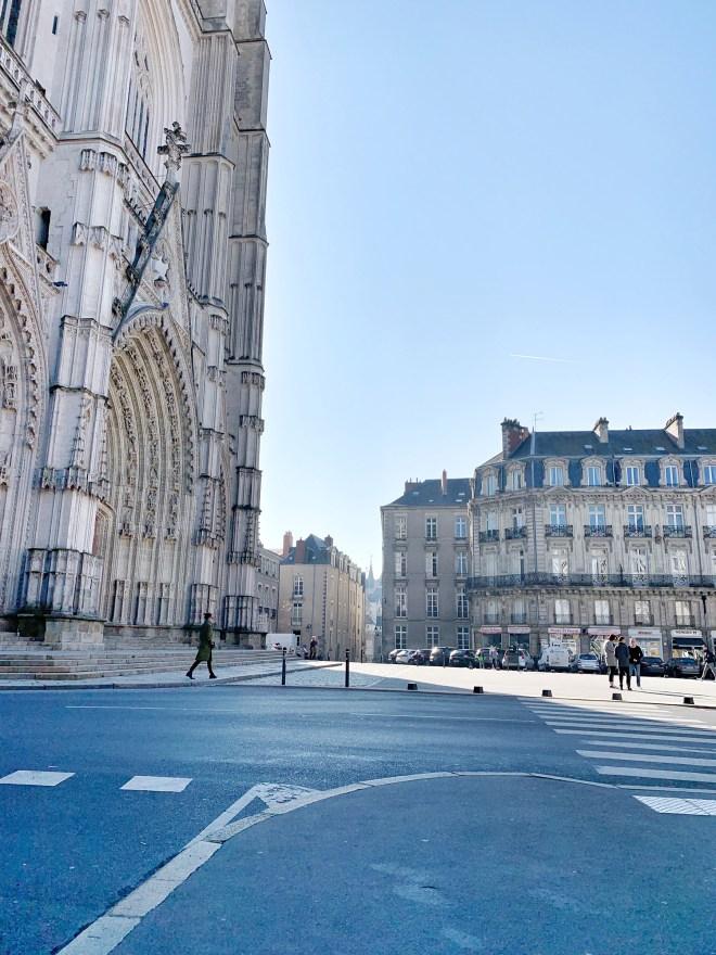 Balades à Nantes en février 2019