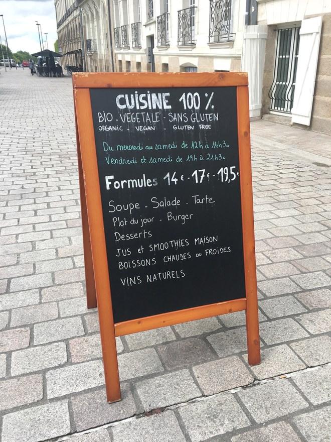 Totum Cantine bio : restaurant végan, végétarien et sans gluten à Nantes