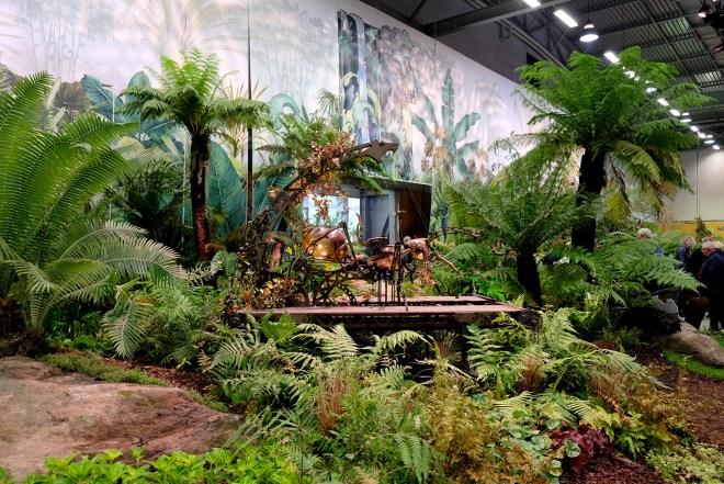 La fourmi du Jardin extraordinaire aux Floralies de Nantes