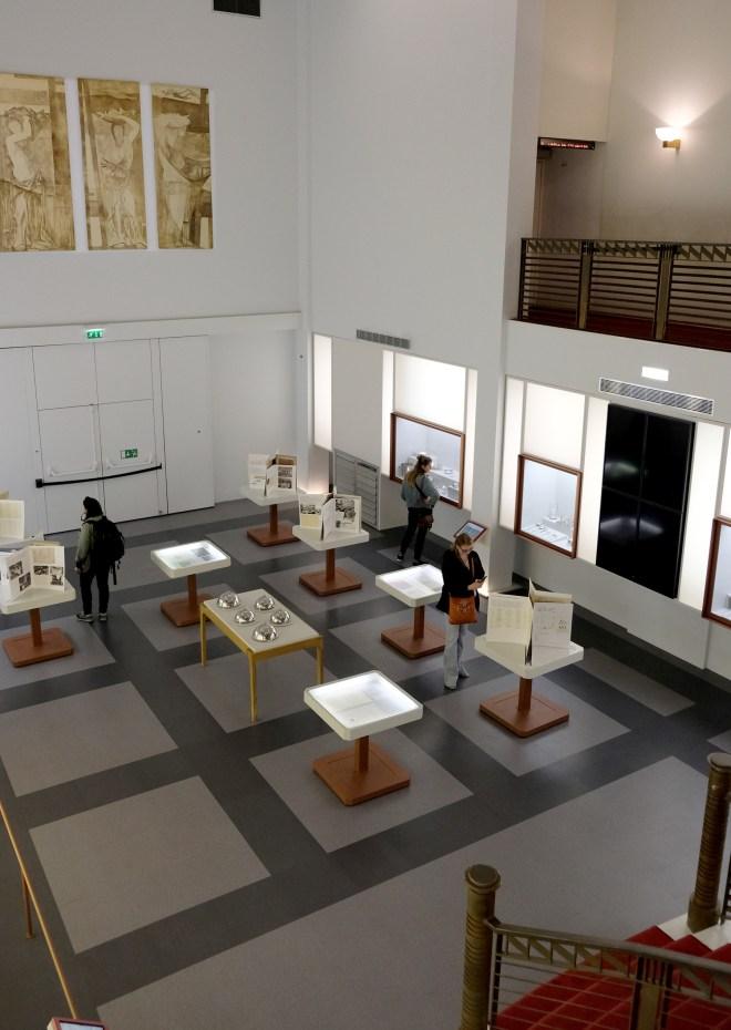 Visite du musée Escal'Atlantique à Saint-Nazaire