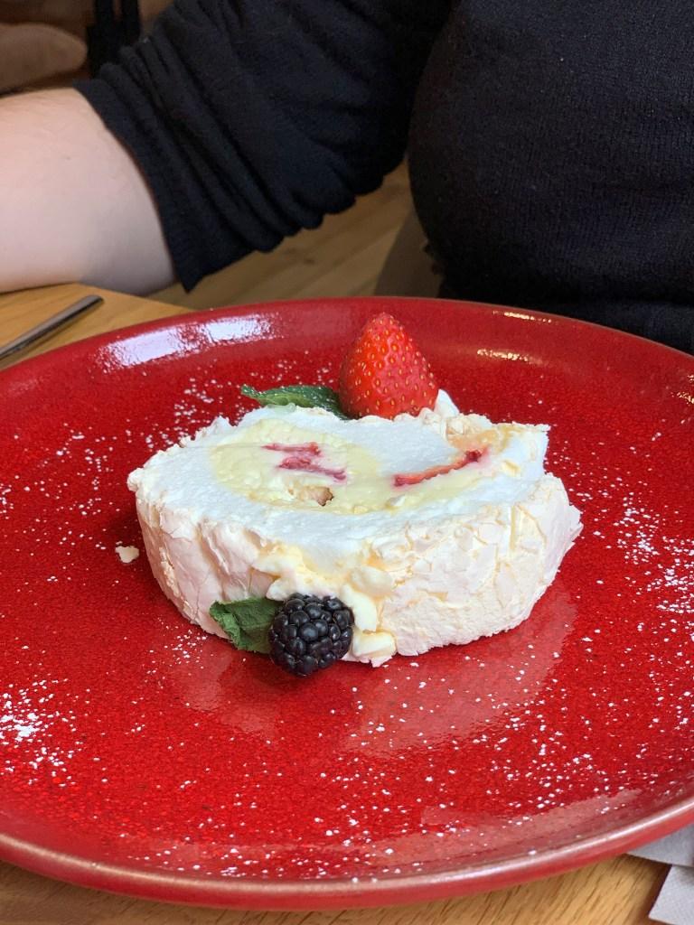 Desserts russes au restaurant nantais M Strogoff