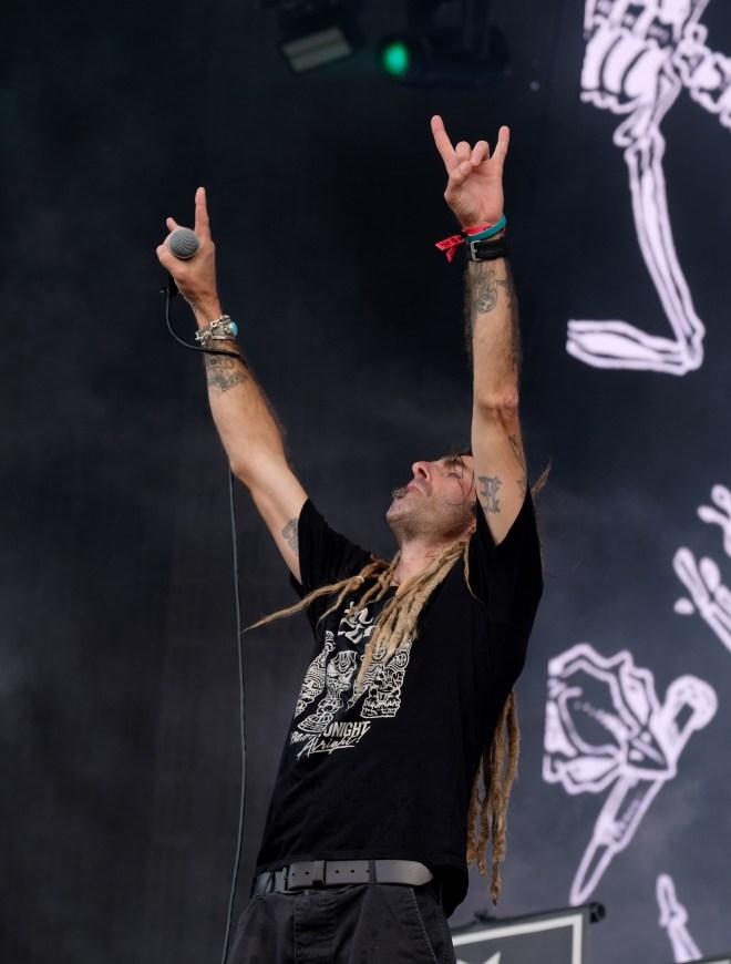 Le Hellfest 2019 en images : le concert de Lamb of God