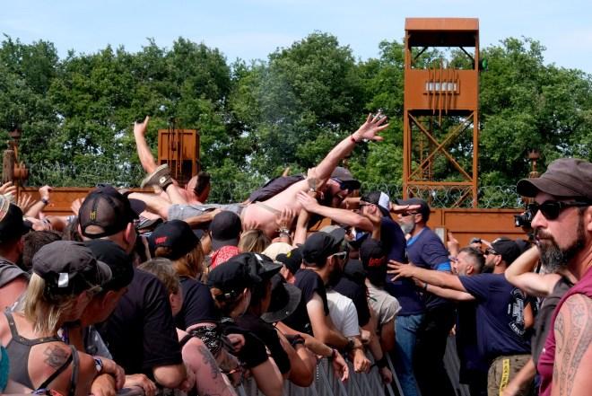 Avis sur le Hellfest 2019 : ambiance dans la Warzone