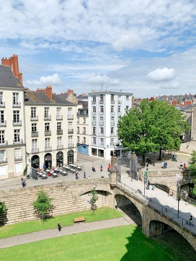 Château des Ducs de Bretagne à Nantes