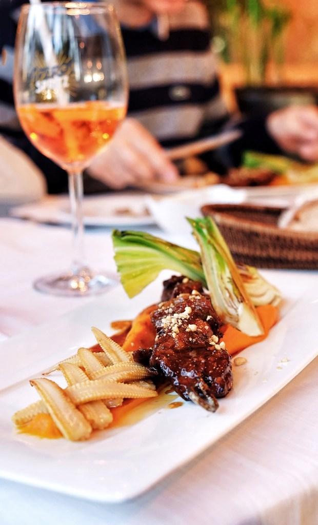 Restaurant Le 1 à Nantes