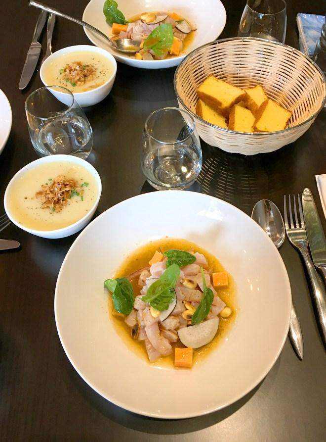 Nazca, restaurant colombien de ceviche à Nantes