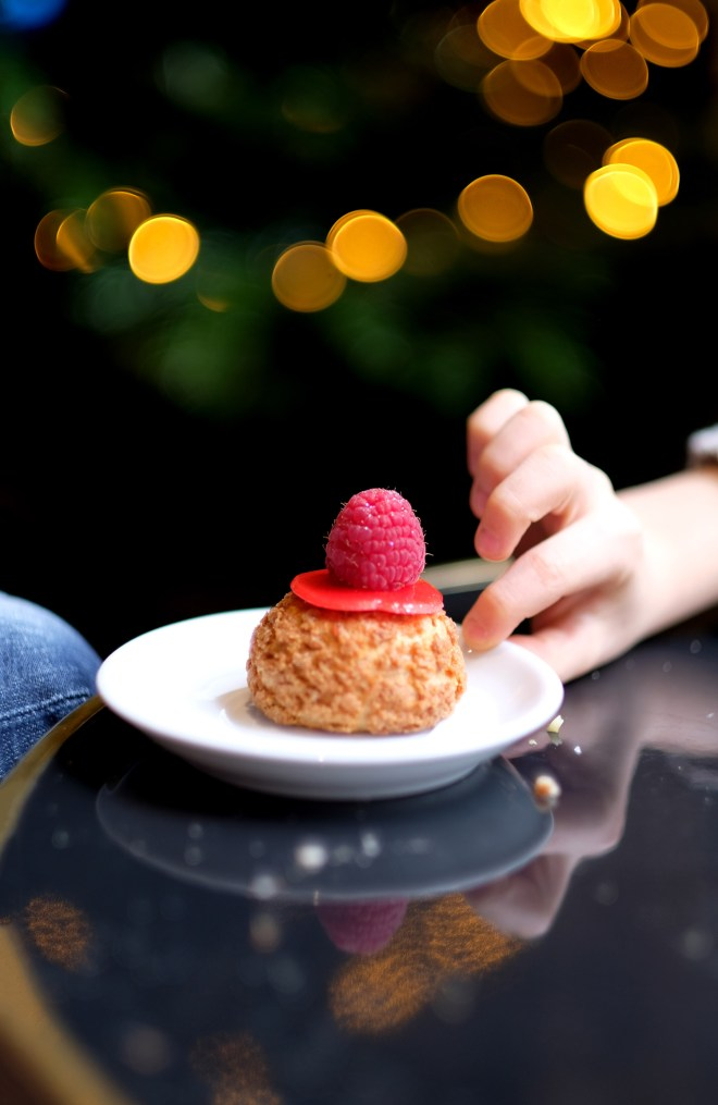 Brunch gourmand de Maison Grimaud, spécialiste du chou à la crème à Nantes