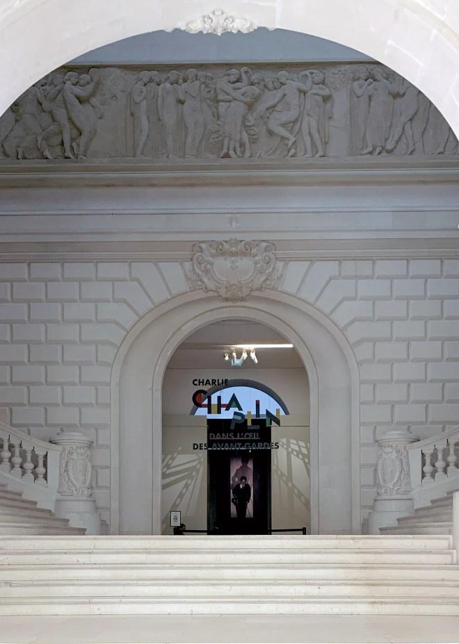 """L'exposition """"Charlie Chaplin dans l'oeil des avant-gardes"""" au Musée d'arts de Nantes"""