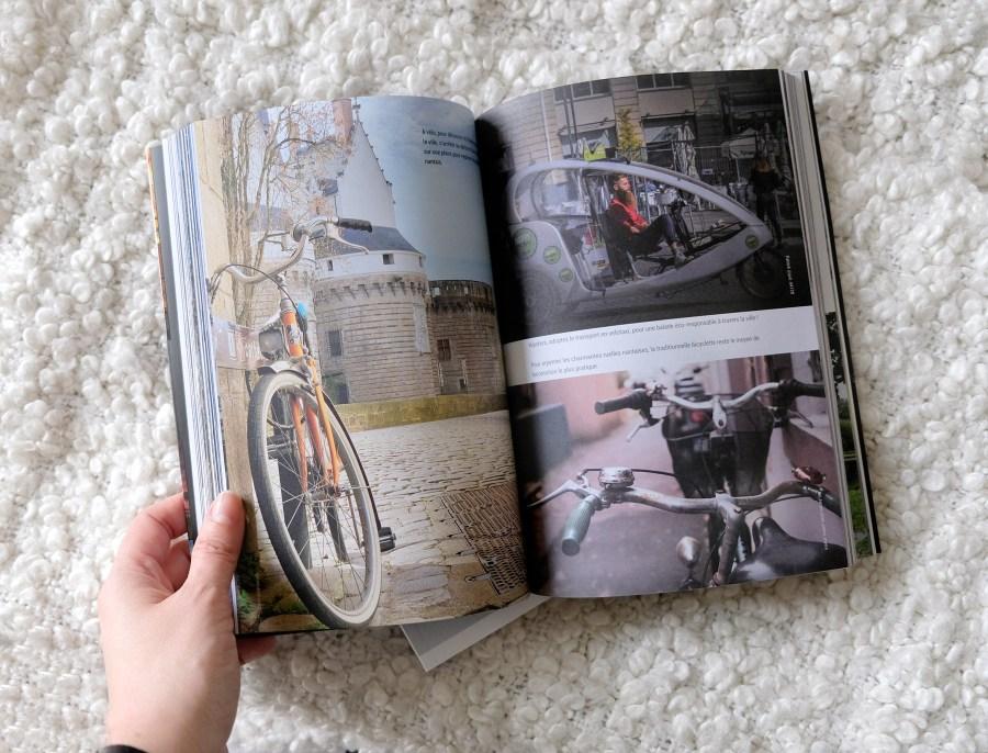 Le livre de photos Nantes vue par les Nantais élaboré par le collectif Nantes grand angle