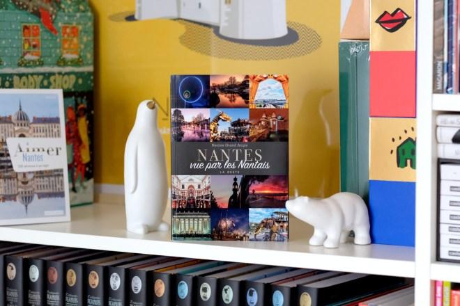 Le livre de photos Nantes vue par les Nantais