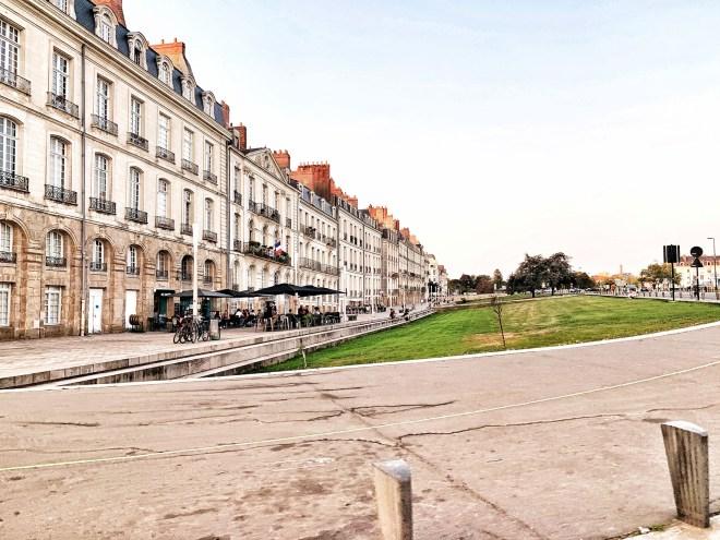 Ile Feydeau à Nantes