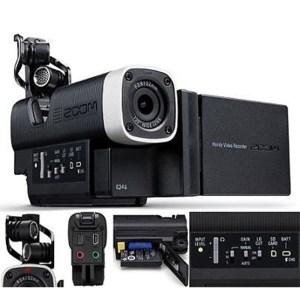Enregistreur Audio & Vidéo Full HD Compact ZOOM Q4 - Nantes Sono - Location de matériel de sonorisation de lumière et de vidéo à Nantes (44)