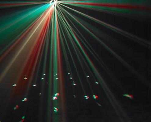 Led Gun Effet à Leds DMX 4 Canaux Contest - Nantes Sono - Location de matériel de sonorisation de lumière et de vidéo à Nantes (44)