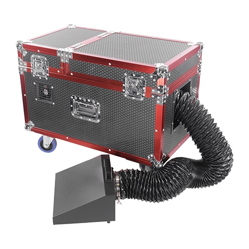 Machine à fumée lourde Evolite - Heavy Fog 2000 - Nantes Sono - Location de matériel de sonorisation de lumière et de vidéo à Nantes (44)
