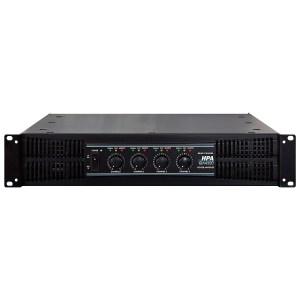 Ampli de Puissance Multicanaux Pro HPA QA4300 - Nantes Sono - Location et Vente de matériel de sono de lumière et de vidéo à Nantes (44)