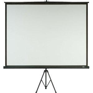 Ecran de projection DMT Ttripod Screen 100 - Nantes Sono - Location et vente de matériel de sonorisation de lumière et de vidéo à Nantes (44)
