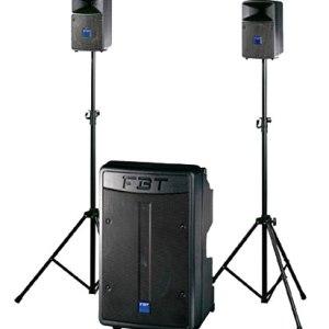 Système Amplifié 800W RMS FBT AMICO 10 USB - Nantes Sono - Location et Vente de matériel de sono de lumière et de vidéo à Nantes (44)