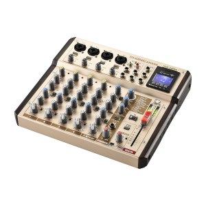 Console de Mixage PHONIC AM8GE - Nantes Sono - Location et vente de matériel de sono de lumière et de vidéo à Nantes (44)