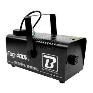 Machine à fumée 400W BOOMTONE DJ Fog 400 V1 - Nantes Sono - Location et vente de matériel de sono de lumière et de vidéo à Nantes (44)