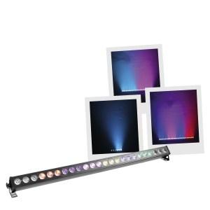 Barre à Led BOOMTONE DJ ColorPix 24 x 3W RGB - Nantes Sono - Location et vente de matériel de sono de lumière et de vidéo à Nantes (44)