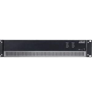 Amplificateur 100v - 2 x 480W - 2 canaux AUDAC - CAP248 - Sono 85 - Sono Nantes - Vente de matériel de sonorisation de lumière et de vidéo - France