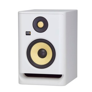 Enceinte de Monitoring KRK Rokit RP5 G4 White Noise (La Pièce) - Nantes Sono - Location et vente de matériel de sono de lumière et de vidéo à Nantes (44)