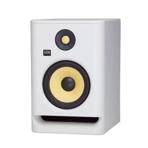 Enceinte de Monitoring KRK Rokit RP7 G4 White Noise (La Pièce) - Nantes Sono - Location et vente de matériel de sono de lumière et de vidéo à Nantes (44)