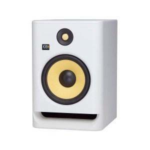 Enceinte de Monitoring KRK Rokit RP8 G4 White Noise (La Pièce) - Nantes Sono - Location et vente de matériel de sono de lumière et de vidéo à Nantes (44)
