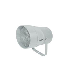 Projecteur de Son IP65 Large Bande 20W 8Ω - 100V AUDAC HS121 - Nantes Sono - Location et vente de matériel de sono de lumière et de vidéo à Nantes (44)