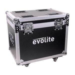 EVOLITE Evo Beam 100 FLIGHTCASE 2in1 - Nantes Sono - Vente de matériel de sonorisation de lumière et de vidéo - France