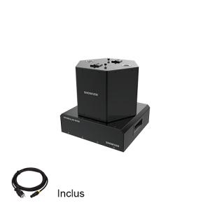 Machine à Etincelles SPARKULAR SPIN - Sono 85 - Sono Nantes - Location et Vente de matériel de sono de lumière et de vidéo