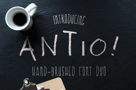 Duo Font
