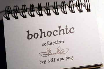 Boho-Chic Bundle The Collection