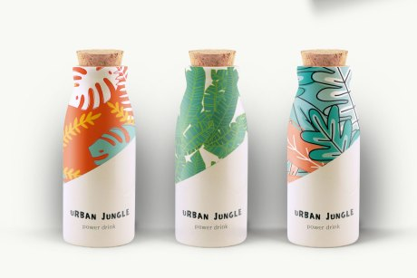 100 Patterns Urban Jungle Bundle