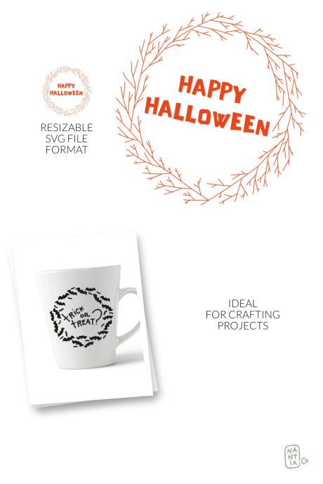 Super Scary Halloween Wreaths Vector PackSuper Scary Halloween Wreaths Vector Pack