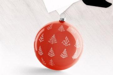 Christmas Vector Trees